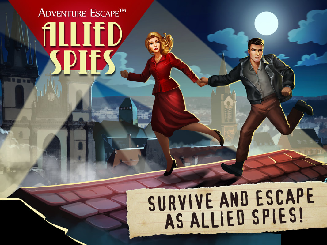 allied Spies promo screen